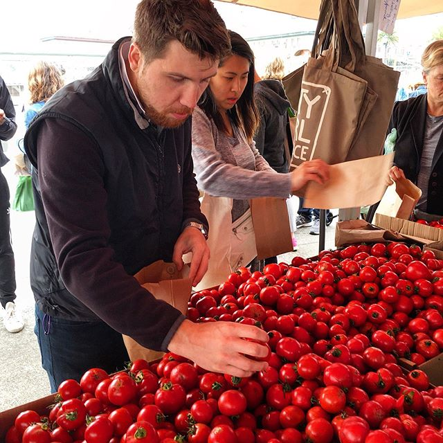 In my element, tasting and curating menus.⁠⠀ .⁠⠀ .⁠⠀ .⁠⠀ .⁠⠀ .⁠⠀ .⁠⠀ .⁠⠀ .⁠⠀ #foodporn #farmers #tomato #foodpassion #foodstyle #foodnetwork #pastalover #lifting #milano #italy #eeeeeats #eatgood #eater #zagat #thrillist #eatwell #tasty #lunch #dinner #italianstyle #italianfood #parmigiano #cheflife #stagionitaliane #cheflorenzobonissoni #ingredientsarelife #sanfrancisco #sffoodie #bayarea #finedining⁠⠀