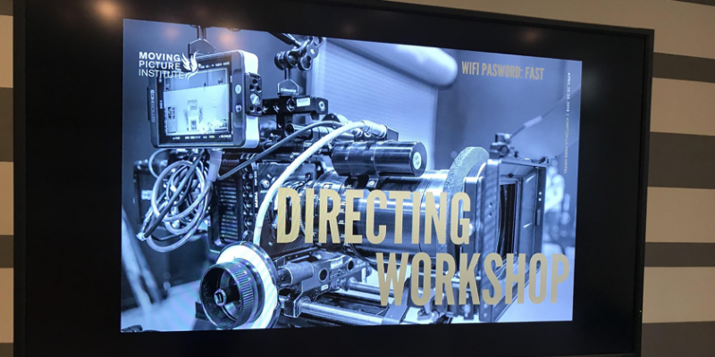 2019 directing workshop mpi
