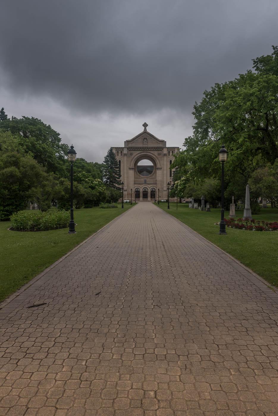 Cathedrale of Saint Boniface