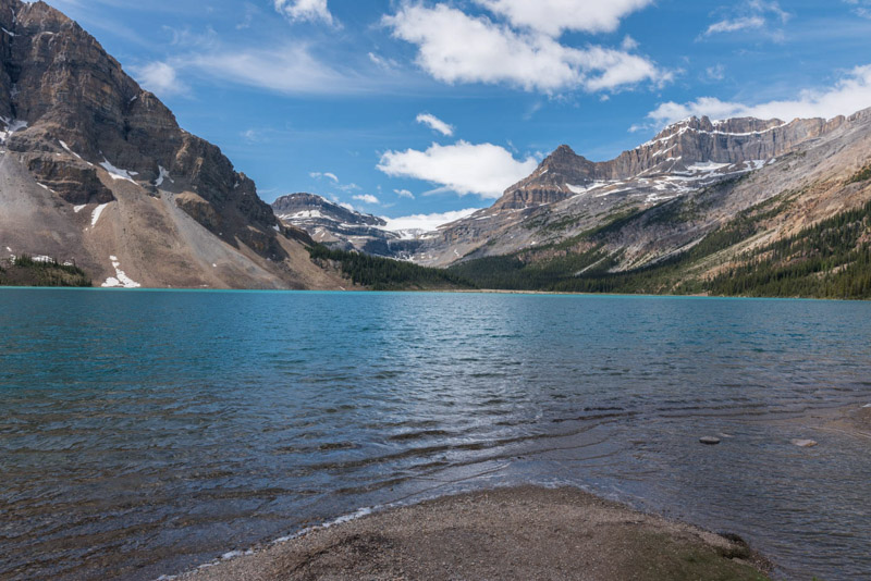 Bow lake - day 17