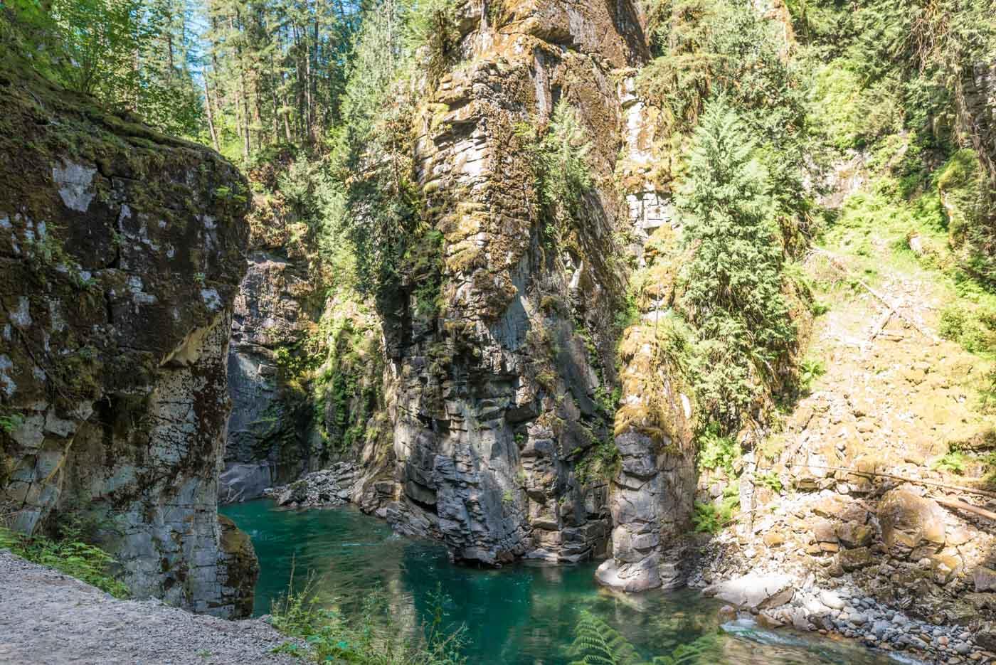 Coquihalla River, Coquihalla Canyon Provincial Park