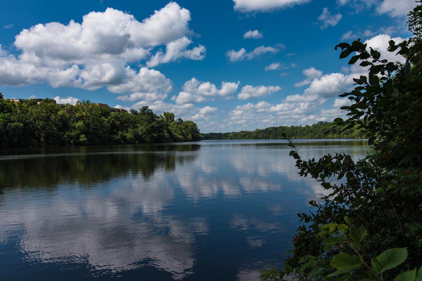 Mississippi River, St Cloud, MN