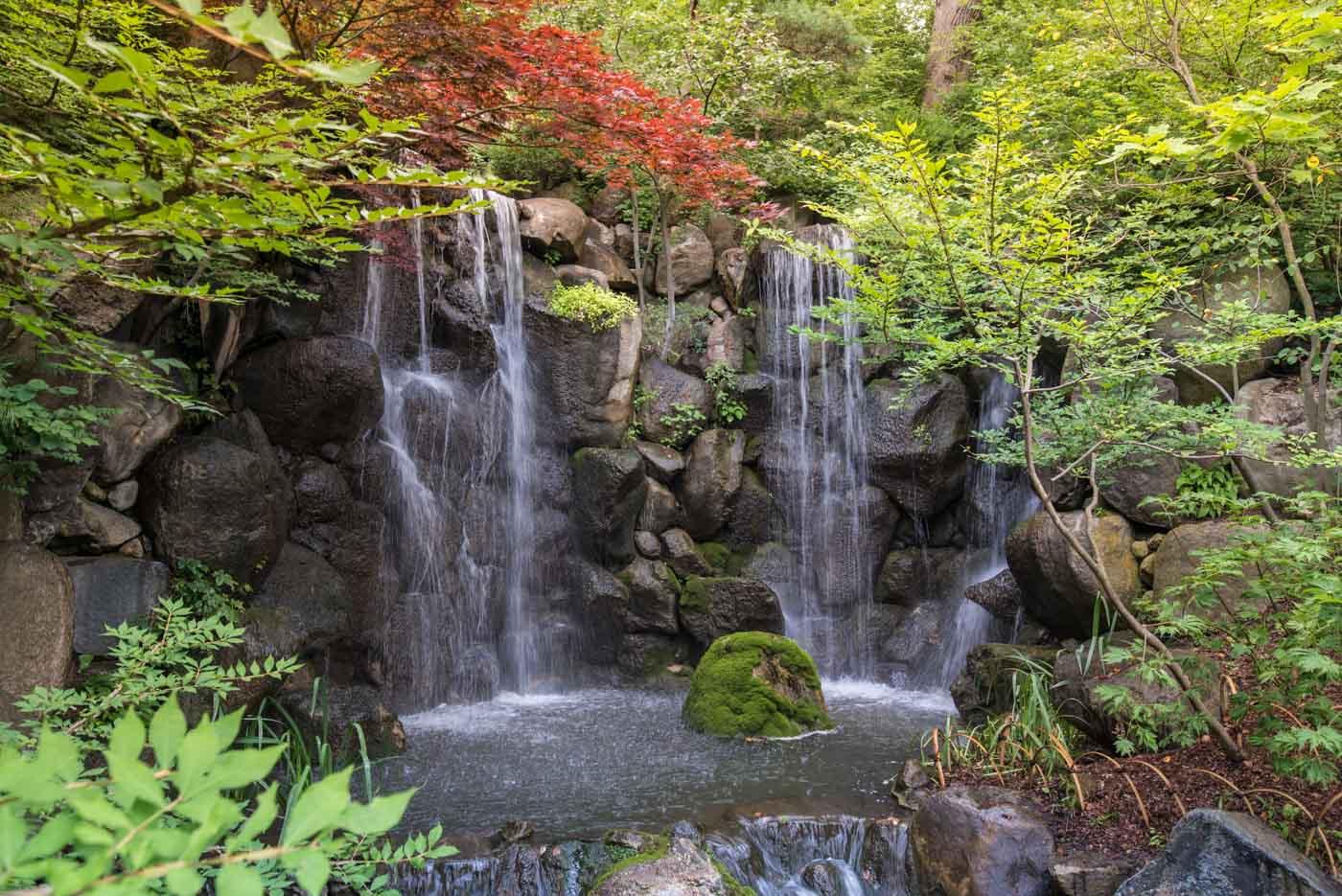 Anderson Japanese Gardens, Rockford, Illinois