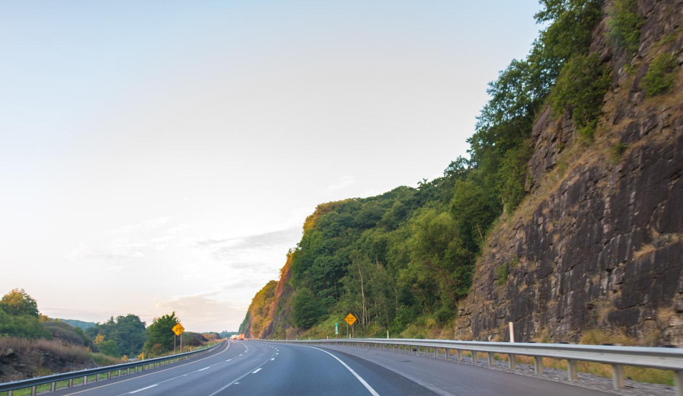 Pennsylvania roads, I-80