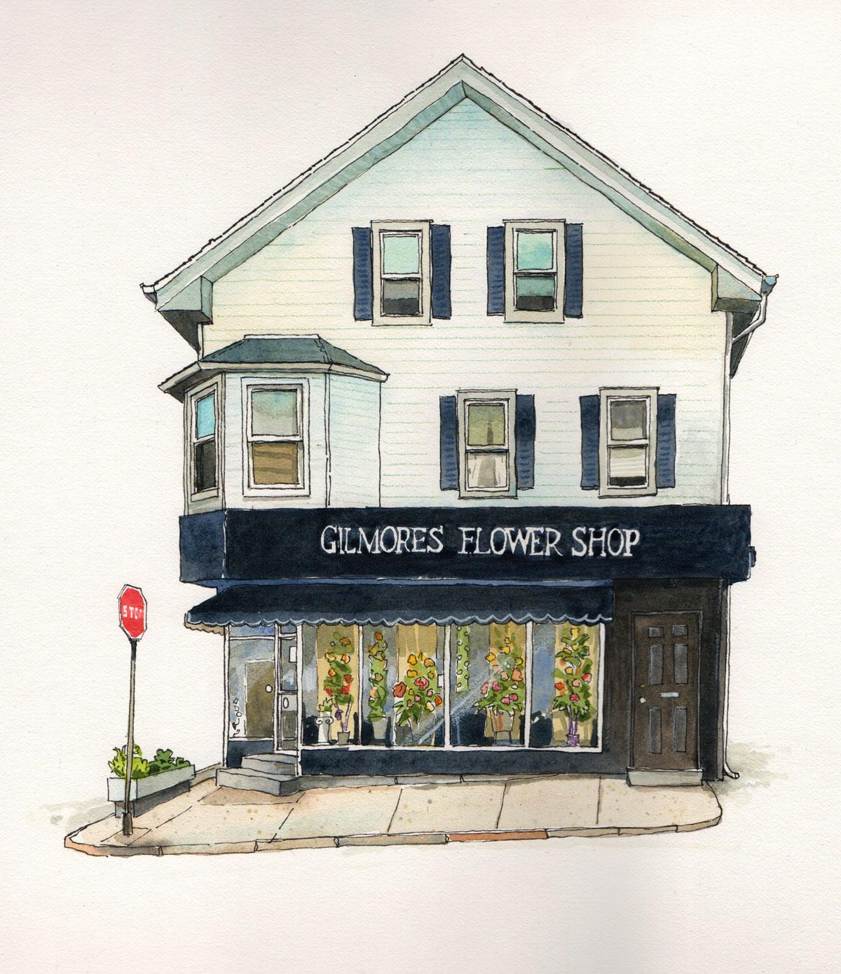 Gilmore Flower Shop
