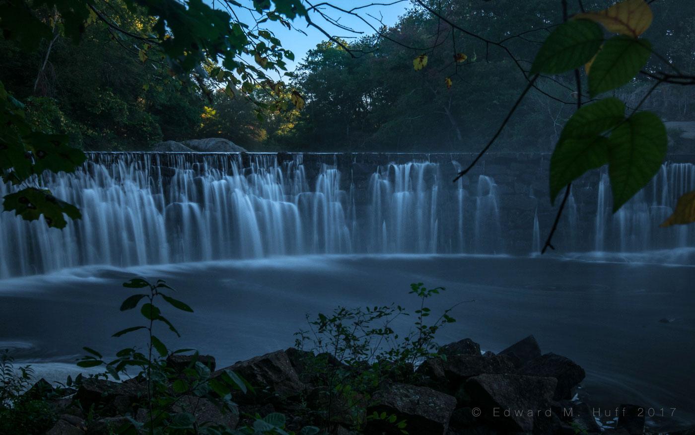 Old Stone Dam, Hope Valley, Rhode Island