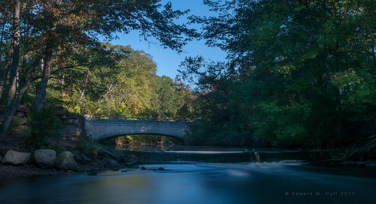 Cronan Access on the Wood River, Carolina, RI