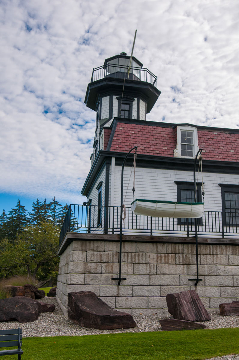 Just like the one here in East Providence, and on Rose Island in Newport, a popular design.