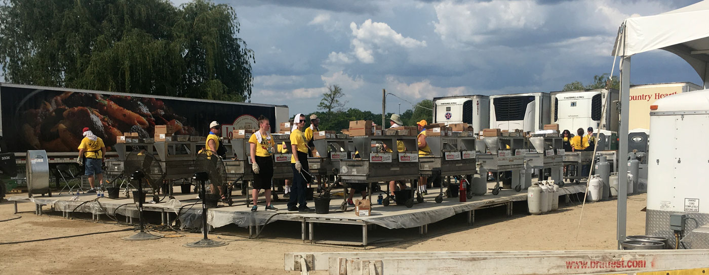 men and grills!