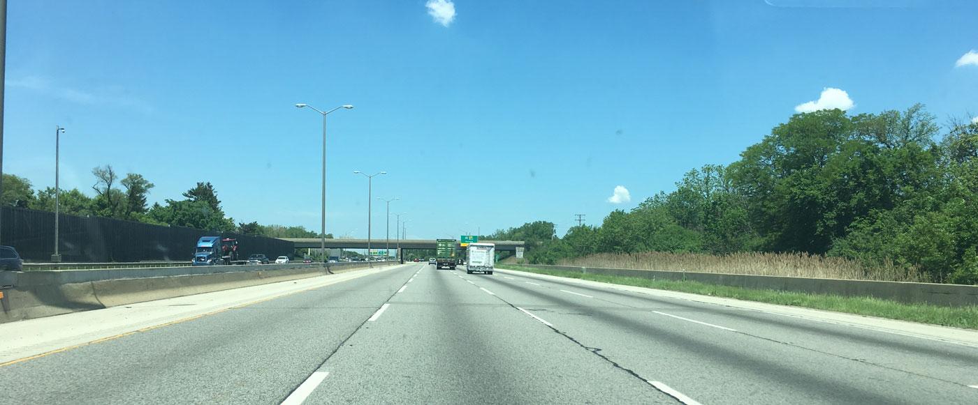 Memorial Day weekend traffic in Indiana