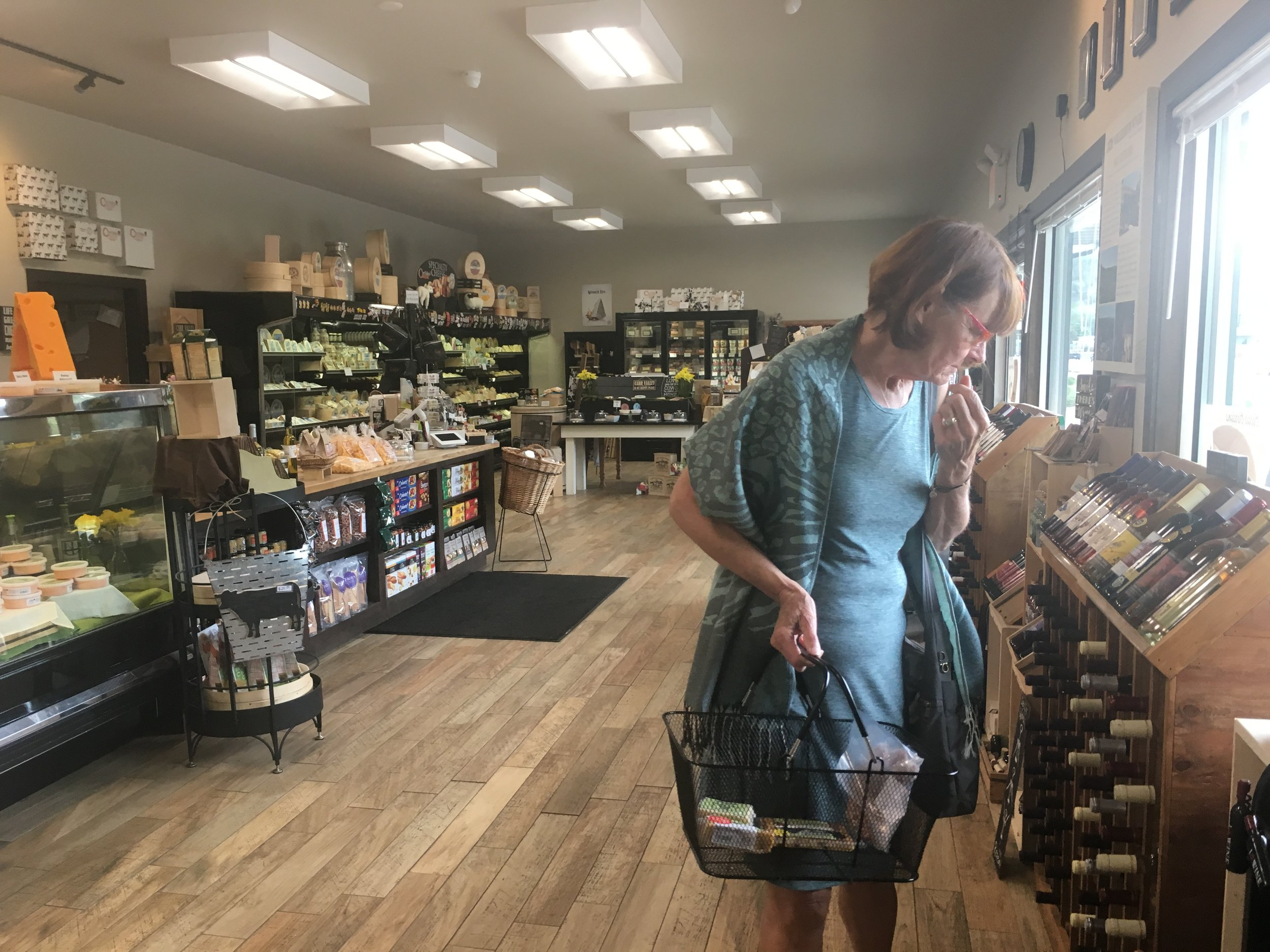 Carr Valley Cheese Store