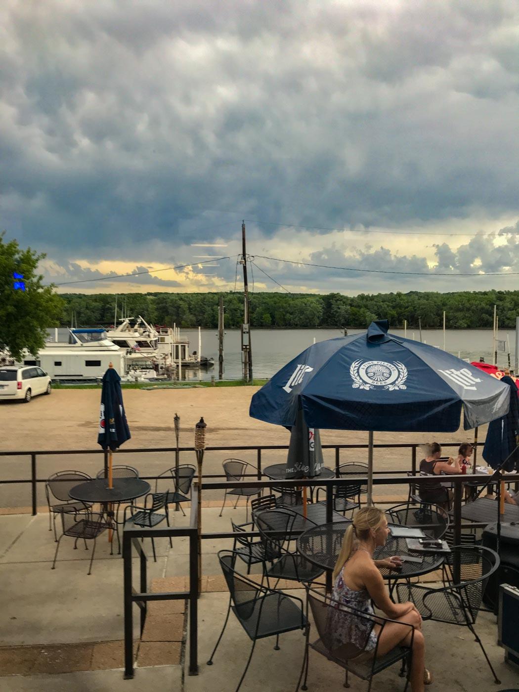 The Mississippi!