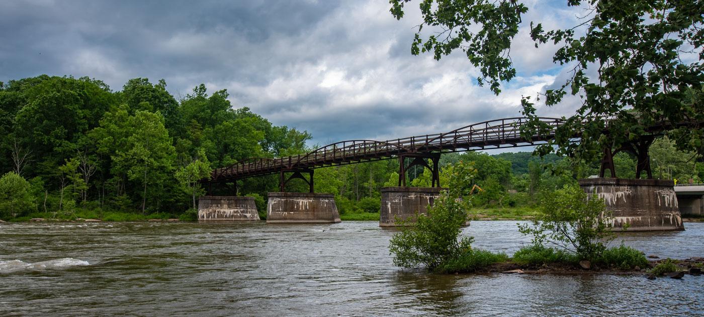 Youghiogheny River bridge