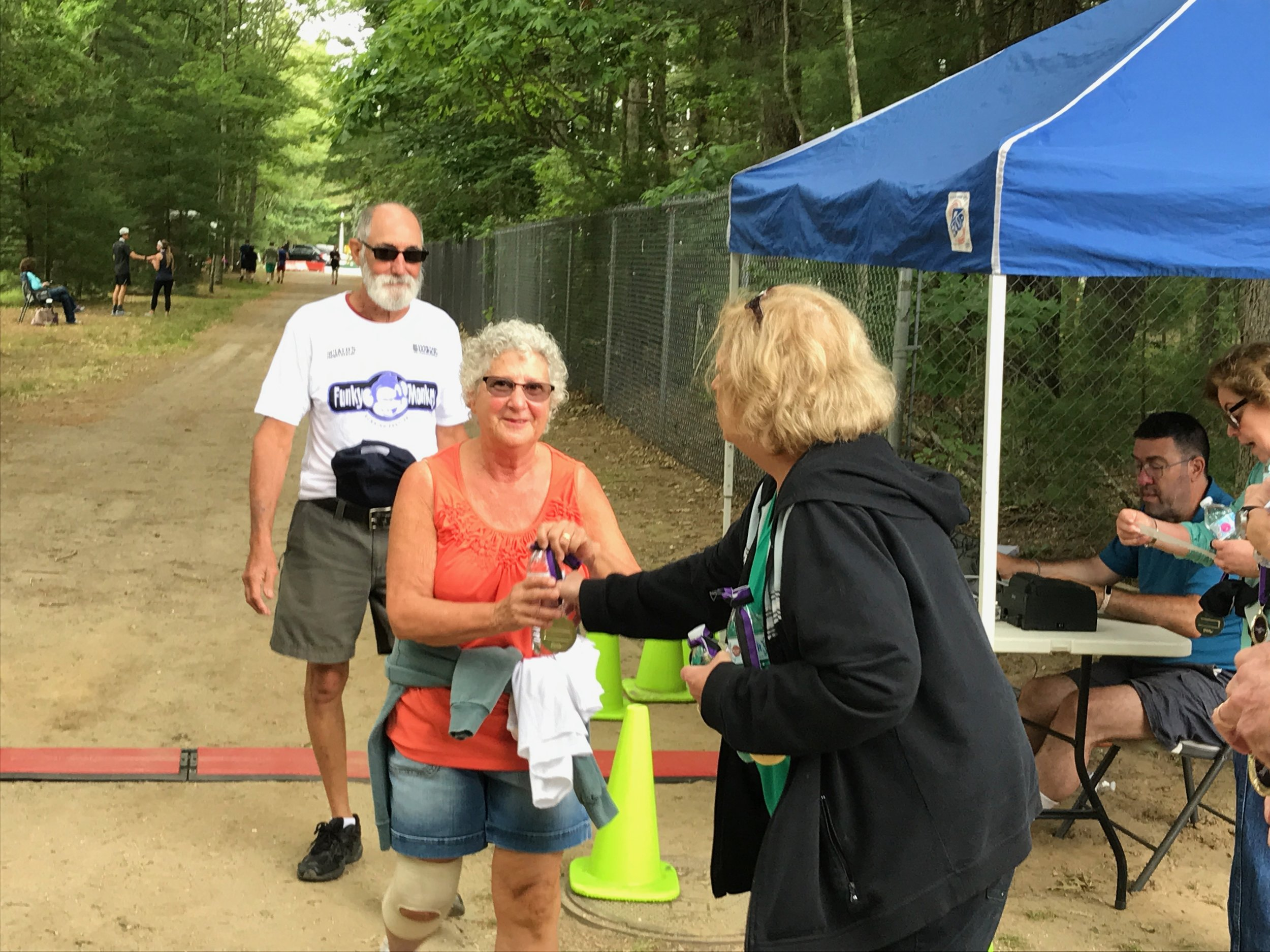 finish line helper