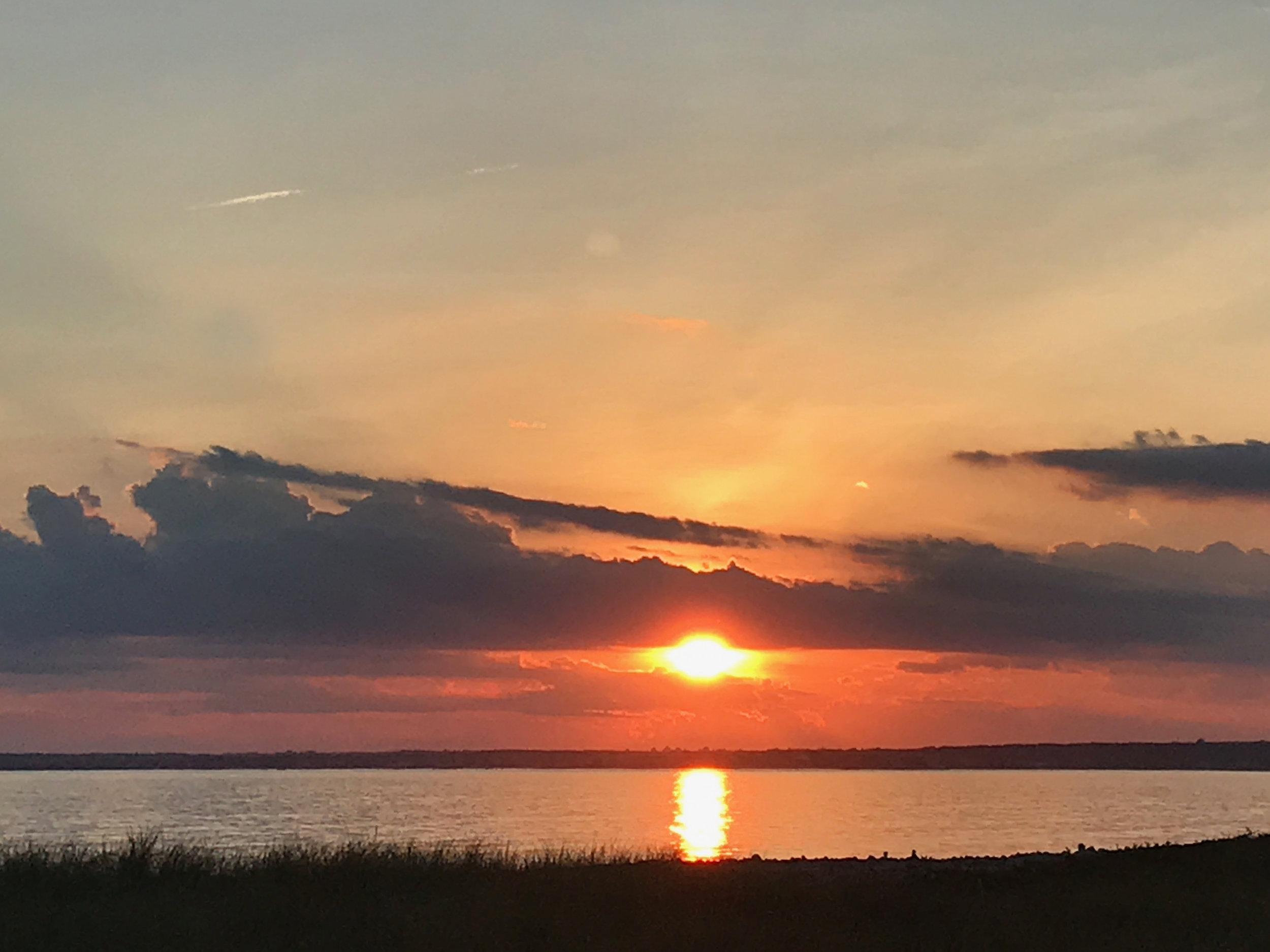 Ahhhh sunset