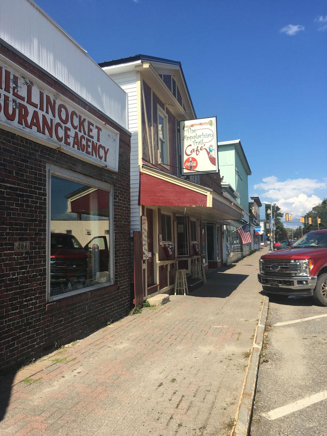 Downtown Millinocket