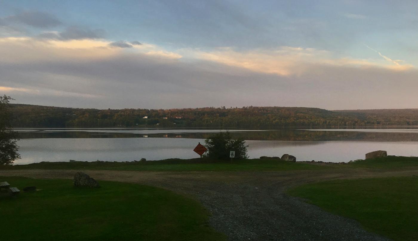 St Johns Sunrise