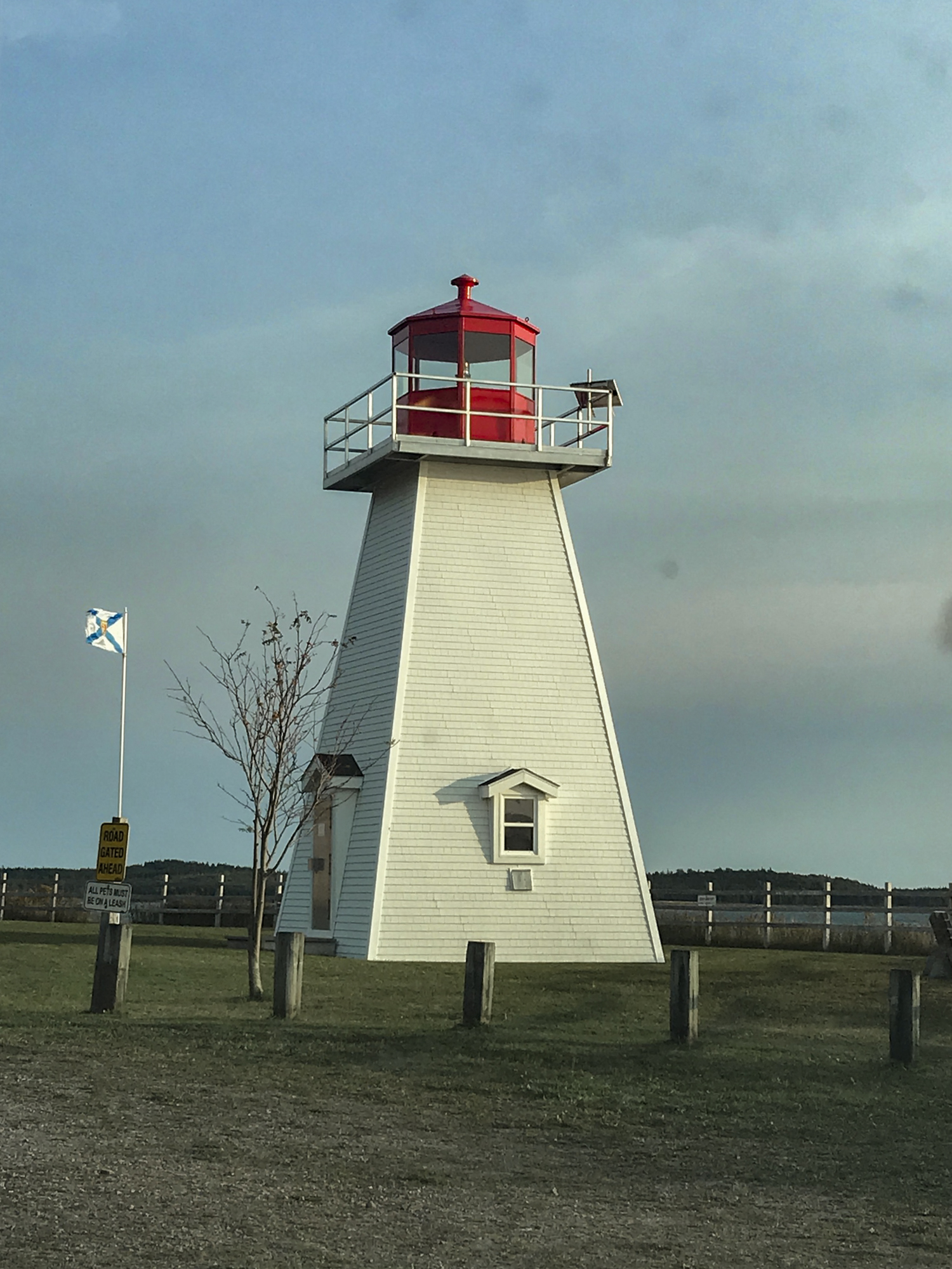 St Peters lighthouse