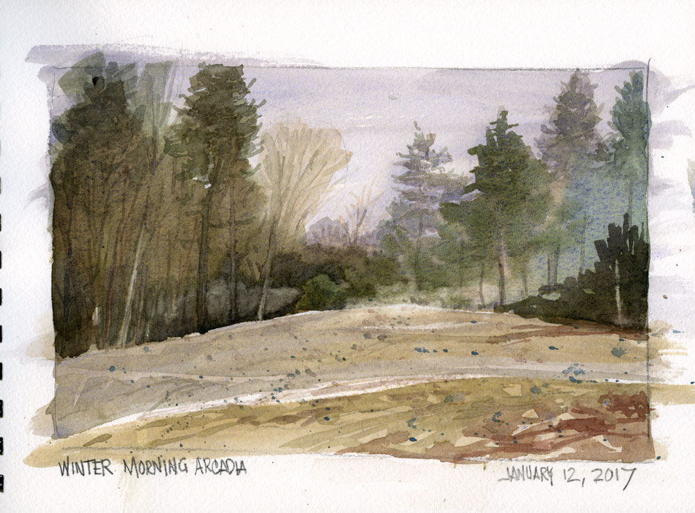 My most viewed image. . .Painted exactly one day before I retired.