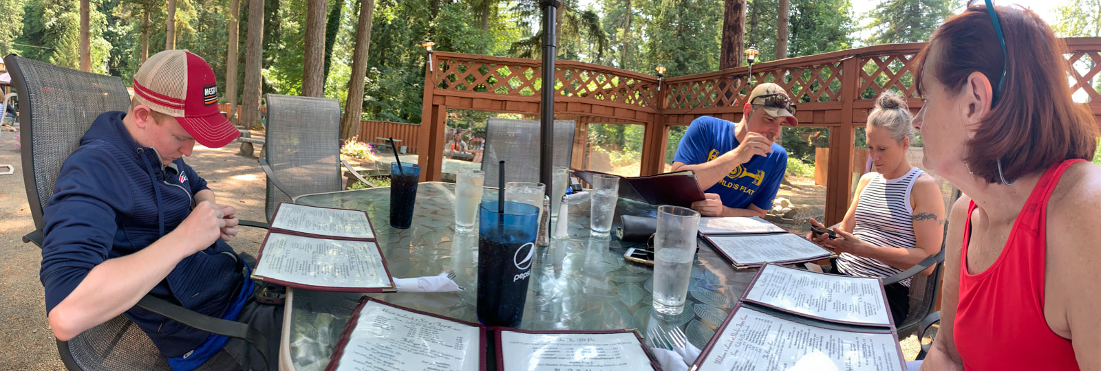 Table pano!