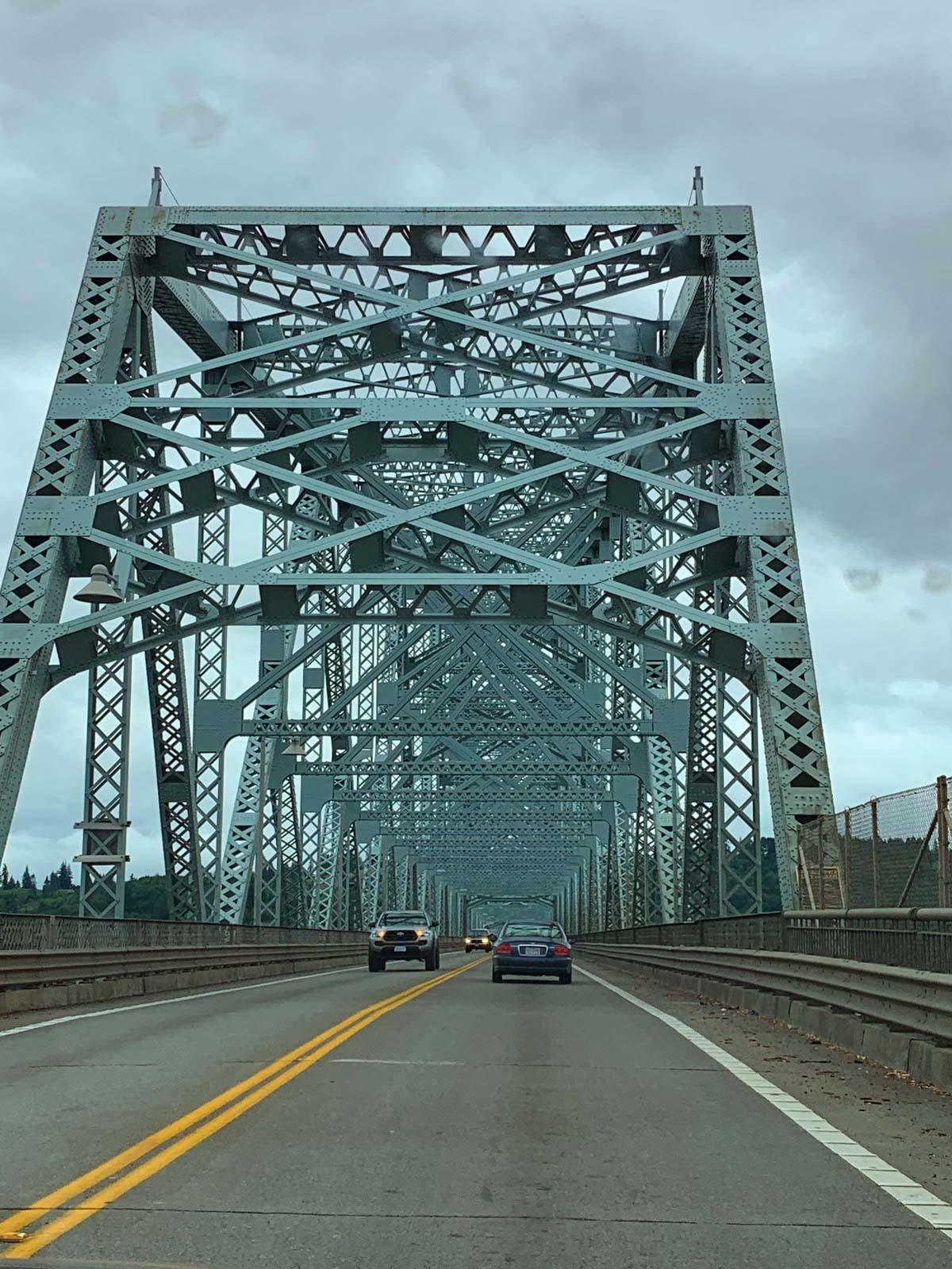 lots of bridges