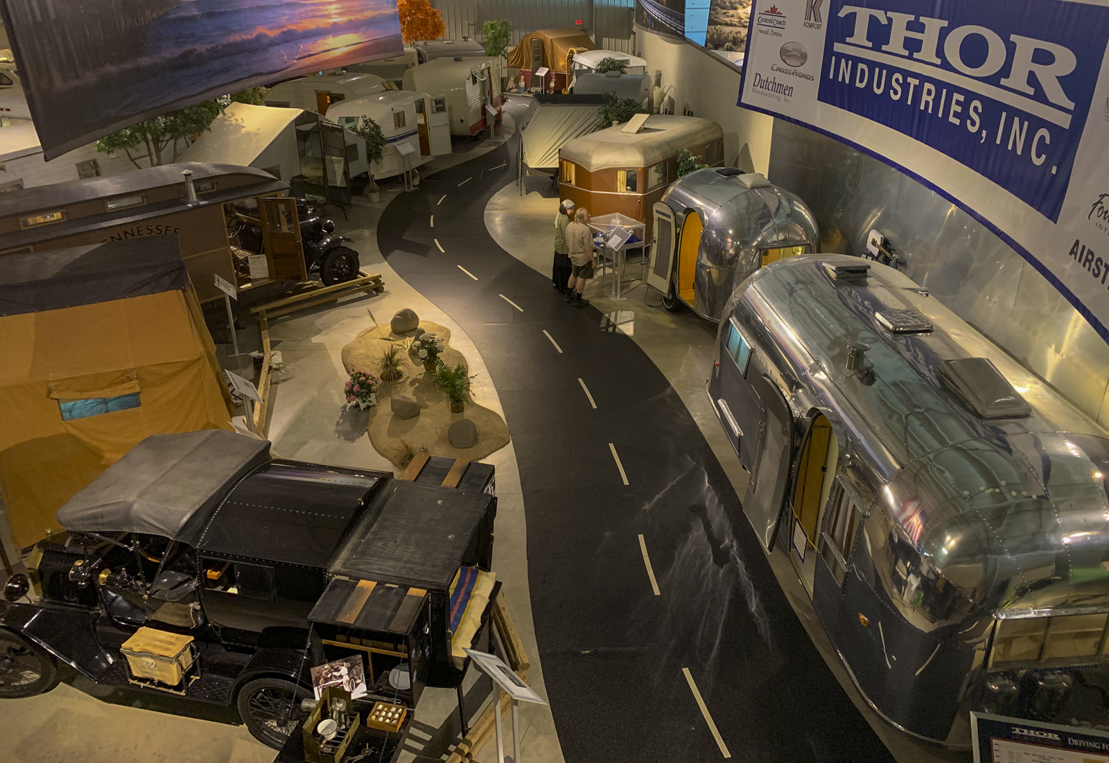 Quite a place, the RV Hall of Fame