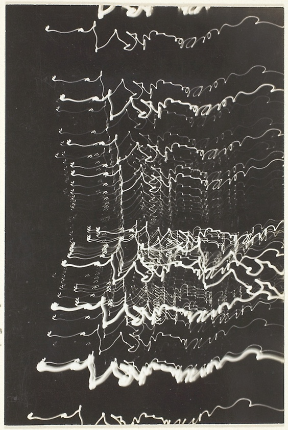 "Callahan, Henry. ""Camera Movement of Street Lights."" 1942."
