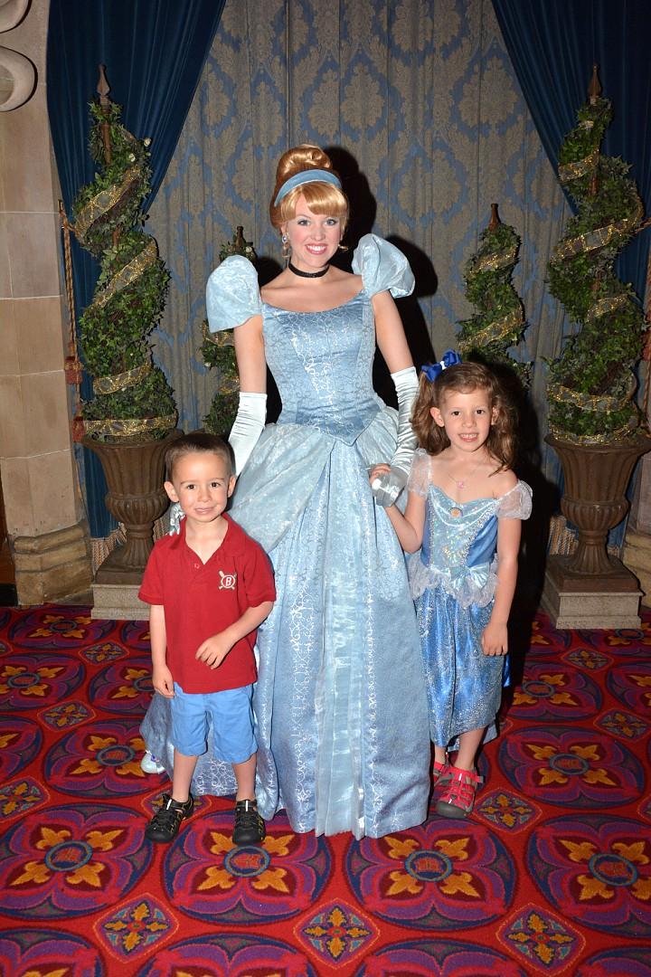 Twinning with Cinderella.
