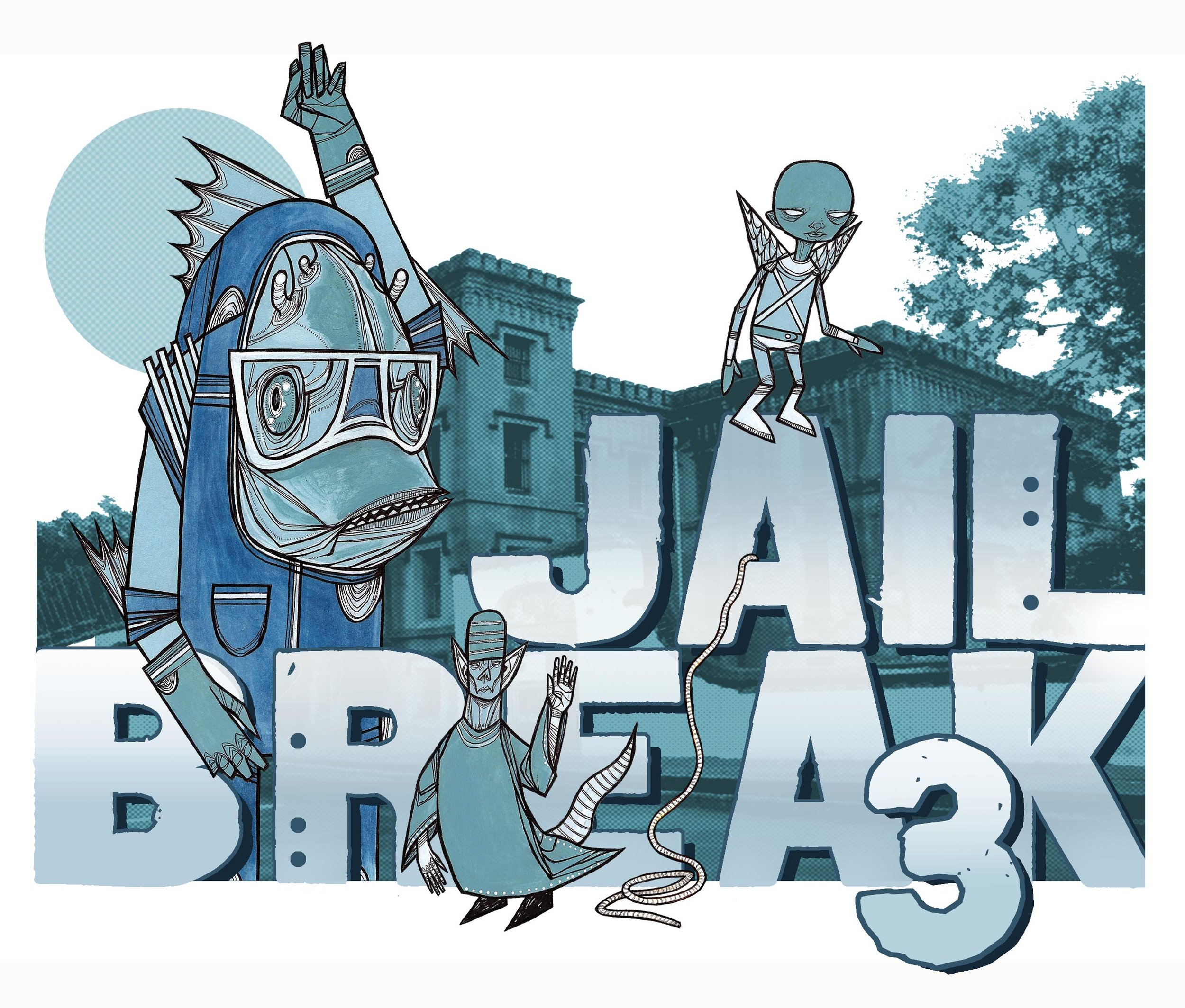JAIL BREAK LOGO