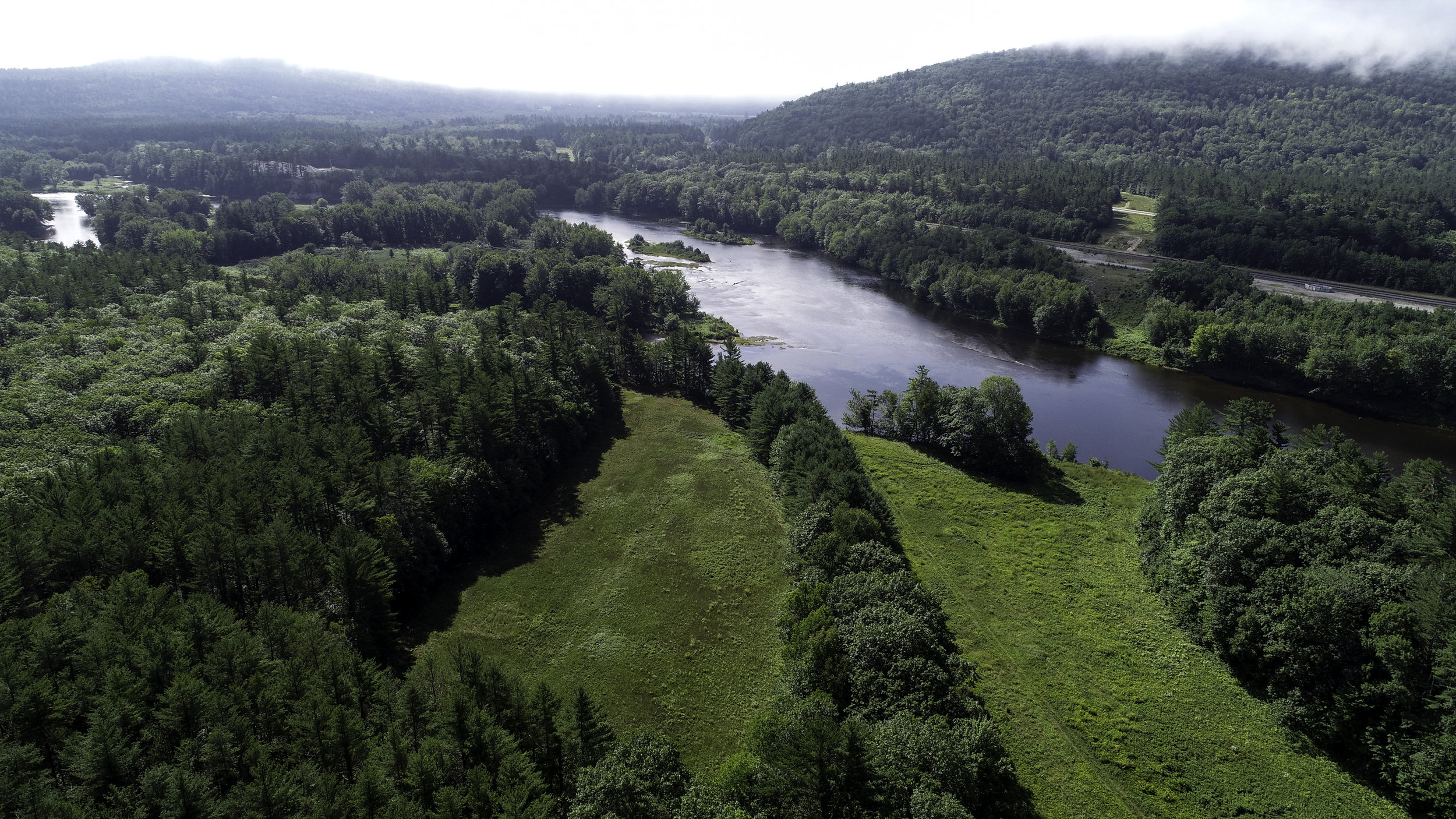 Stretching from the north side of the Androscoggin River to 1600' in elevation on the Riley Township line, the land squarely supports MLT's major goal to conserve large connected areas, wildlife corridors, special places, and lands that allow sustainable, economically productive use.