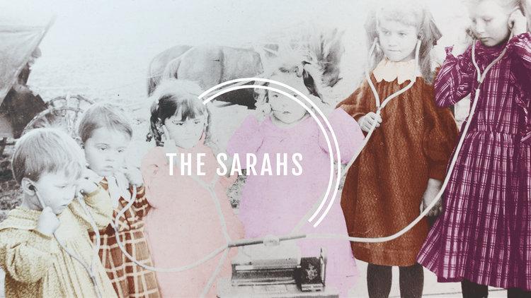 2018 SARAH AWARD - Our pilot episode won us