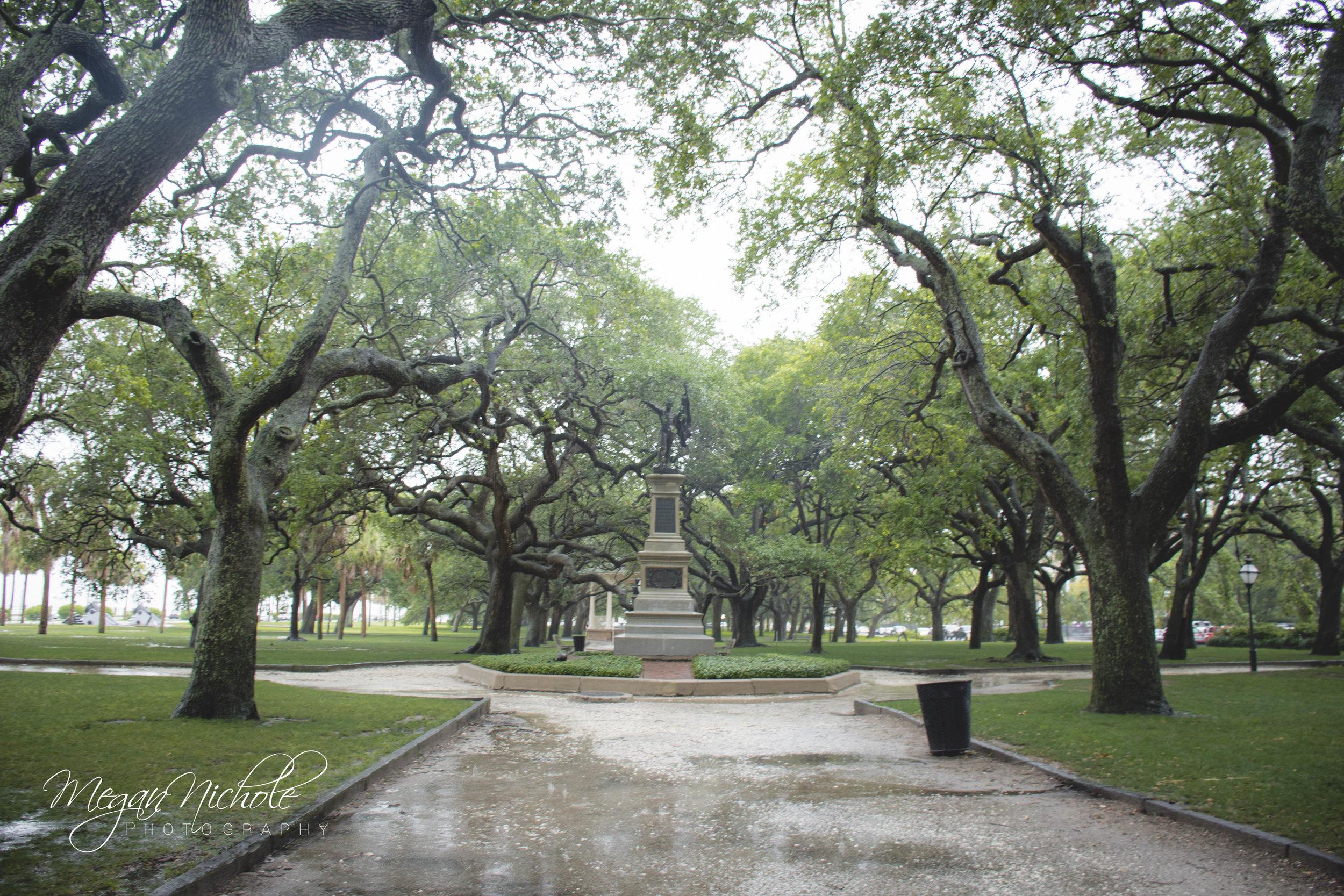 Charleston, South Carolina White Point Garden