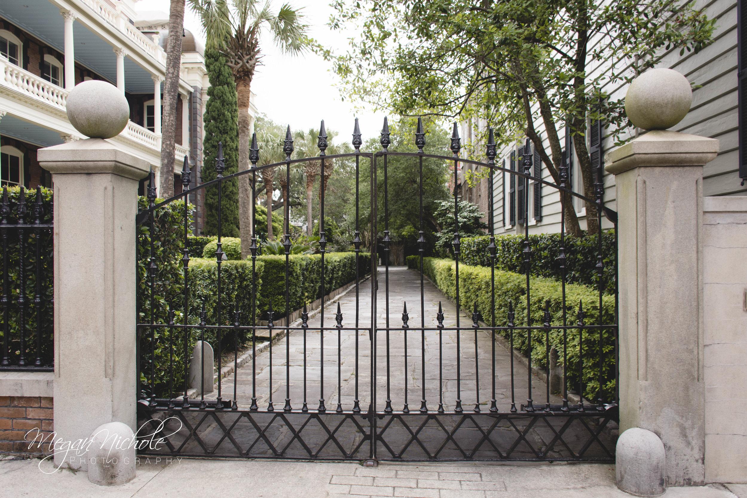 Charleston, South Carolina gate