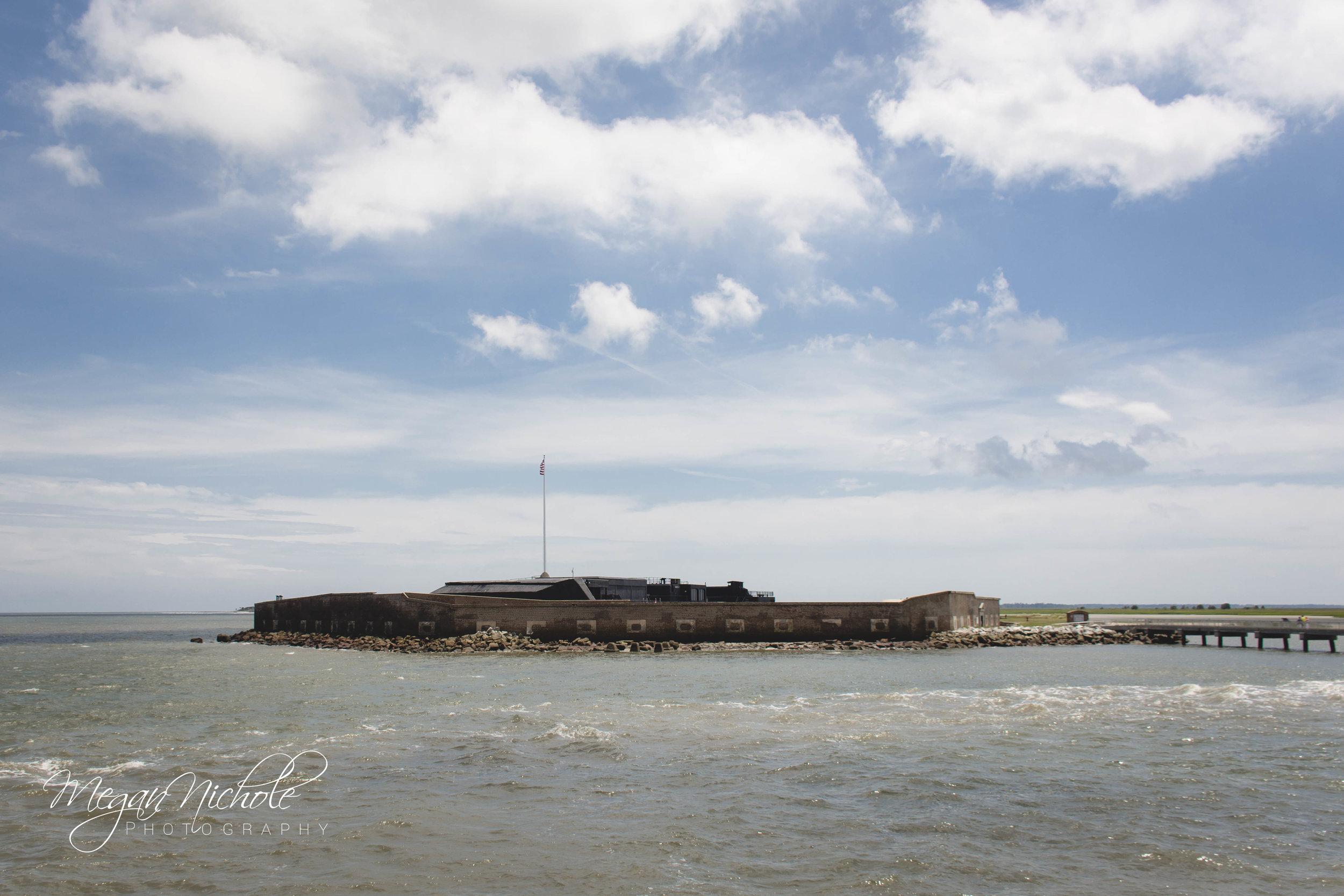 Charleston, South Carolina Fort Sumter
