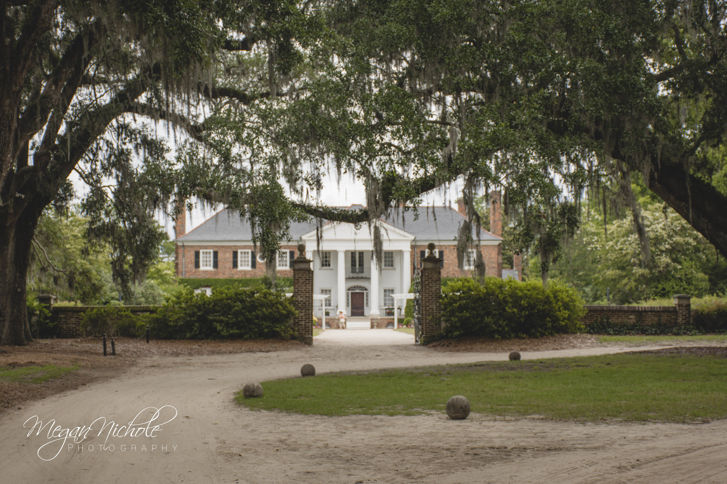 boone hall plantation home