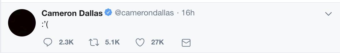 CameronDallasTwitter