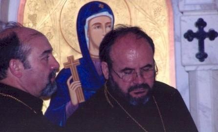 Very Rev. Branko Postelovski, Dean Parish Priest St. George MOC. Syracuse NY Very Rev. Trajko Boseovski, Dean Canada MOC