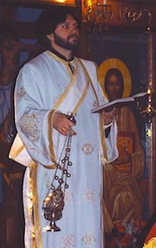 High Clergy Deacon Steven Barjaktarov