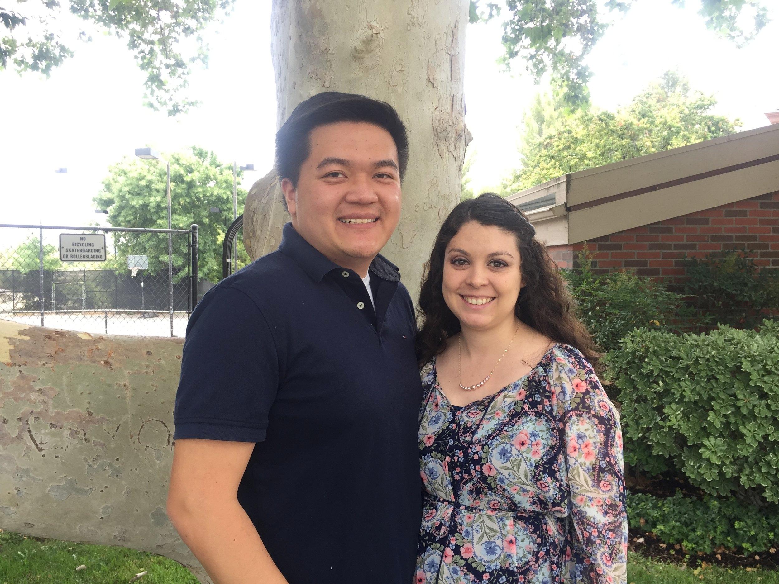 Rachel and Jeff Luu: Young Adult Pastors