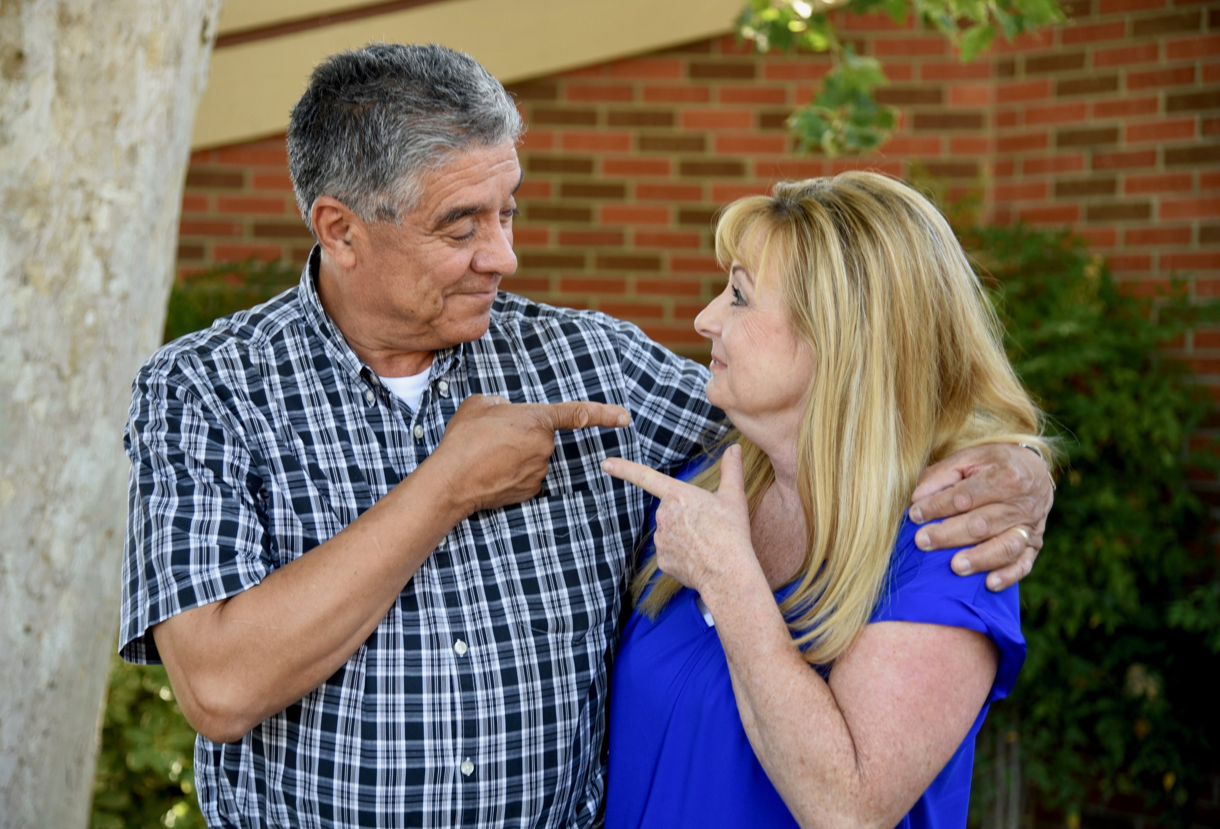 Faith Ortega - Why am I doing Ministry: I have always enjoyed helping and serving others.About me: I have been married for 33 years. I have 4 children, 7 grandchildren! I have been attending His Way for 20 years. Throughout the years I have had the privilege of serving as a greeter, playing with the babies in the nursery, and serving as a leader in the youth group. Currently I am serving in the church office and a community group leader with my husband, Robert.What you will find me doing on my day off: On my day off, there could a number of things you might find me doing… I could be playing with grandkids, making cakes, doing crafts or just catching up!Contact Information: faith@ehisway.org
