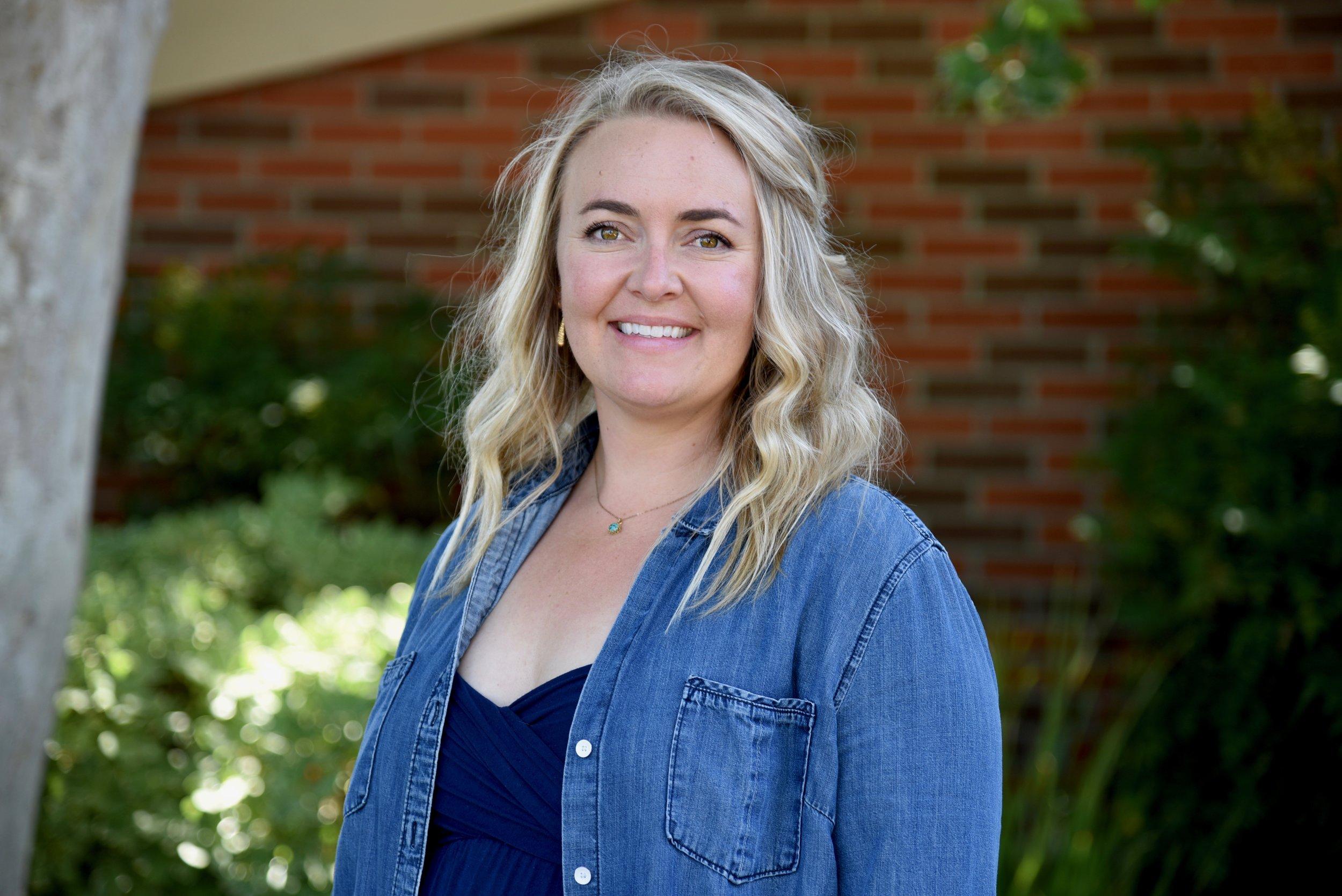 Christen Lawrie: Worship Director