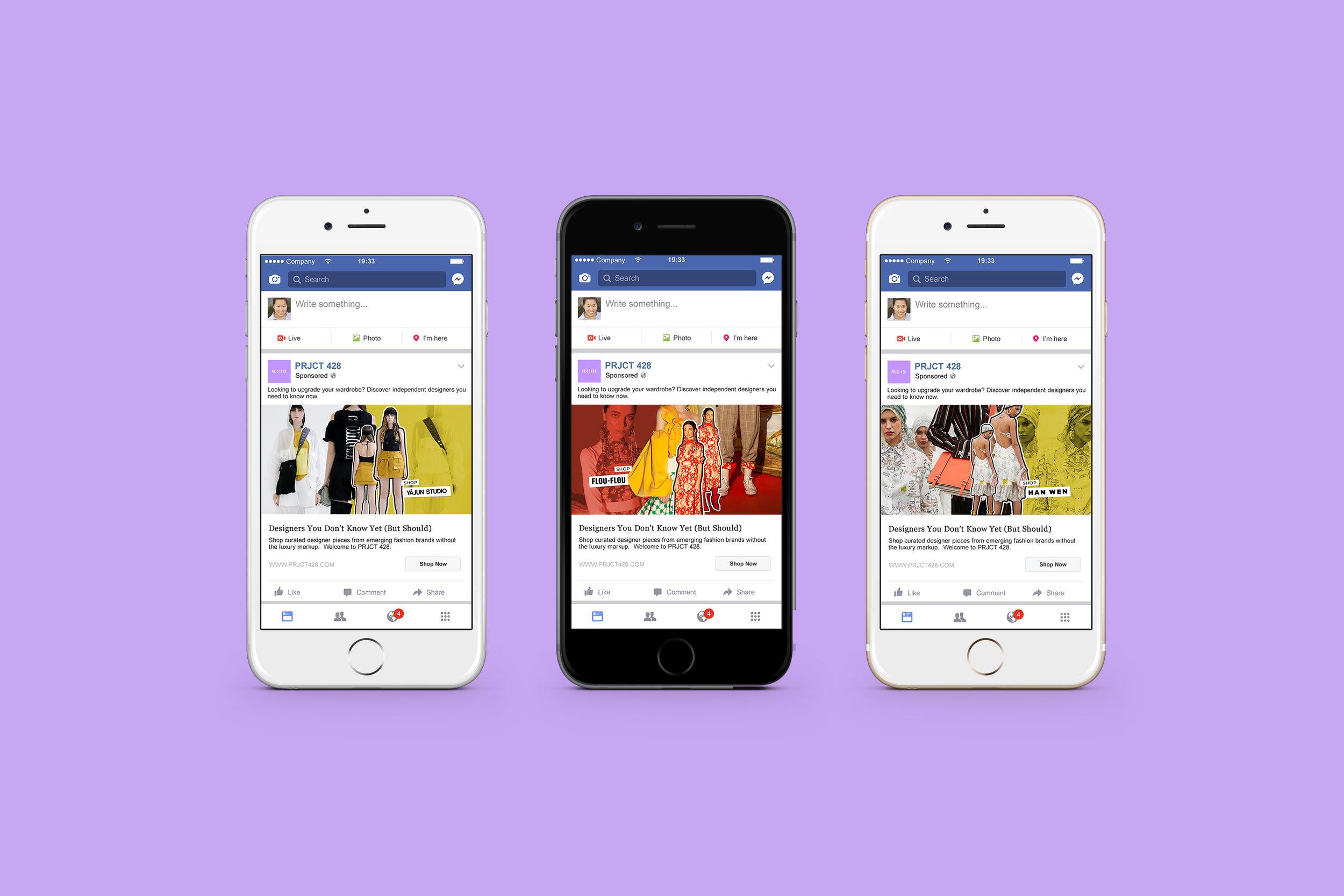 Facebook Ad Creative
