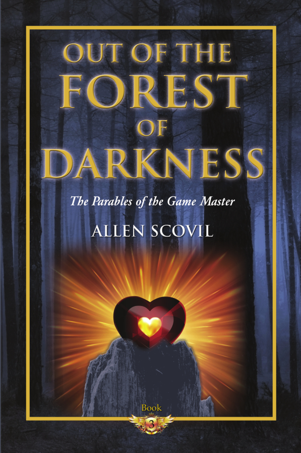 Out of the Forest of Darkness cover.jpg