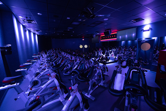 CycleBar - CycleBar is a premium indoor cycling boutique with energizing rides tailored to all fitness and experience levels.
