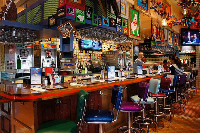 Chuy's - This fun Tex-Mex restaurant will make you feel warm and welcome.