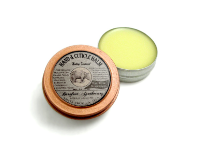 Barefoot Apothecary Hand and Cuticle Balm