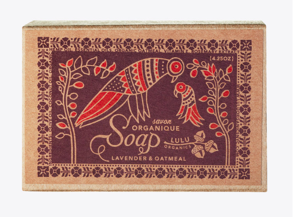 Organique Soap by Lulu Organics