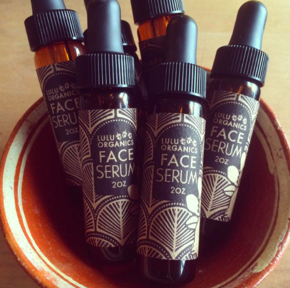 Face Serum by Lulu Organics