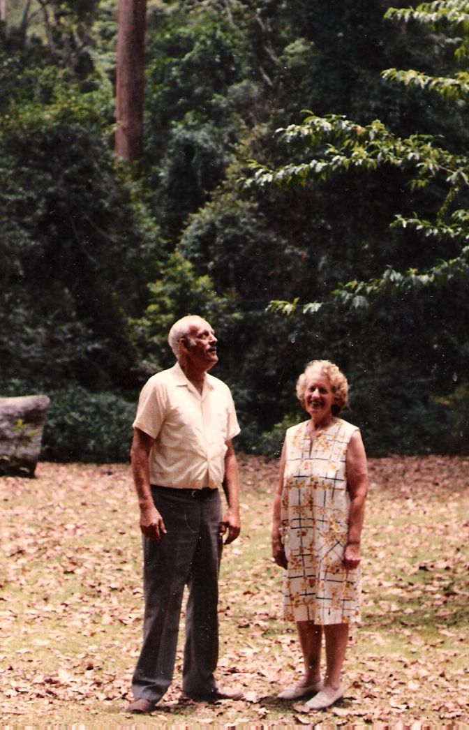 Farry and Audrey Greenwood