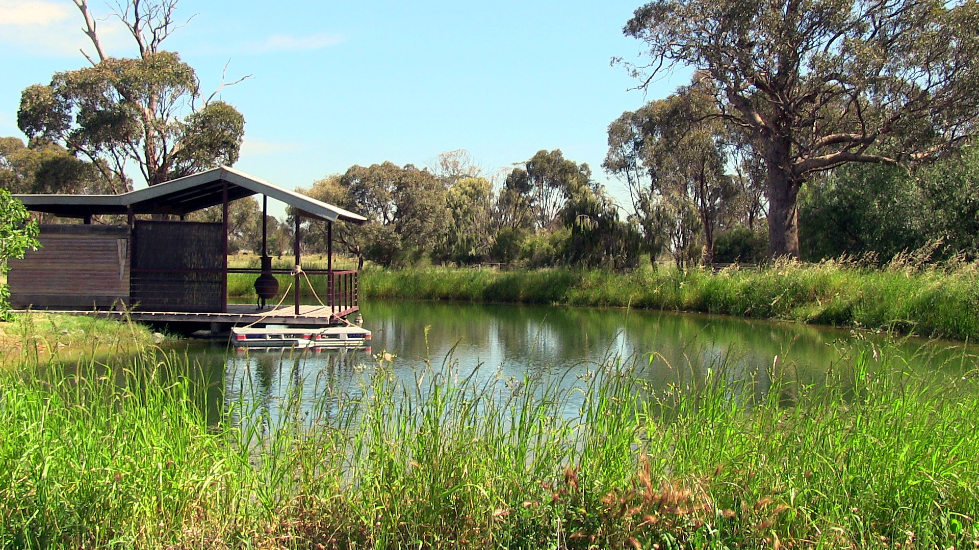 Avonmore Wharf at Cellar Door.JPG